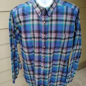 Pendleton Woolen Mills 100% virgin wool shirt